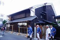 天王祭(稚児打ち廻し) - 日本の原風景を訪ねて・・