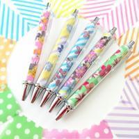 押し花でボールペンを作ろう! - tuboniwanisaku