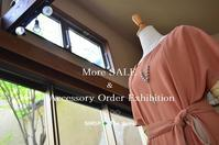 """More SALE & Accessory Order Exhibition...7/22sat"" - SHOP ◆ The Spiralという館~カフェとインポート雑貨のある次世代型セレクトショップ~"