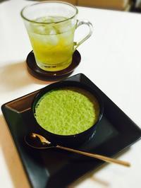 抹茶のチーズケーキ☆ - Mi-Rinのおいしいもの日記