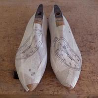靴木型に柔らかい時計。。。 - フィレンツェノッポの職人修行