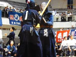 全国初!警察官の女子団体戦 -