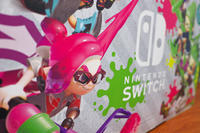 NINTENDO SWITCH Splatoon2 set - Change The World