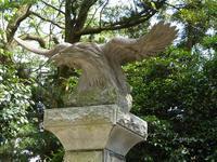 隼鷹神社 運命の高木の神 - ひもろぎ逍遥