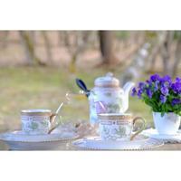 Tea Time - カエルのバヴァルダージュな時間