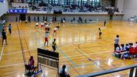 2017京都市中学生ハンドボール準決勝 - だるまのささやき