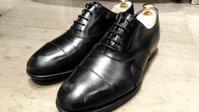【Edward Green】レディースのチェルシー、エイジングレポート - 銀座三越5F シューケア&リペア工房<紳士靴・婦人靴・バッグ・鞄の修理&ケア>
