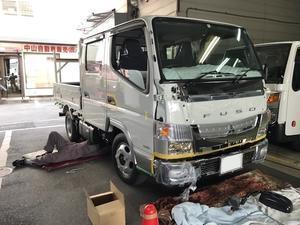 納車準備 - お仕事奮闘にっき(中山自動車販売オフィシャル)