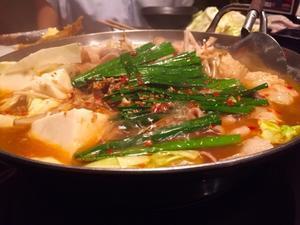 ゆず醤油もつ鍋 - sobu 2