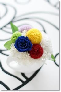 きっとうれしい☆Birthday present* - Flower letters