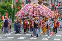 越生(おごせ)祭 - デジカメ写真集