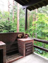夏のキッチン@バーベキュー炉 - Happy Homes & Gardens