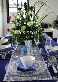 CK DECO 7月Lesson レポ - Cozy home