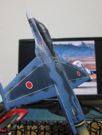 ハセガワ 1/72 三菱F-2B 製作中 (19) - DNF