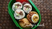 塾弁当 - 料理研究家ブログ行長万里  日本全国 美味しい話