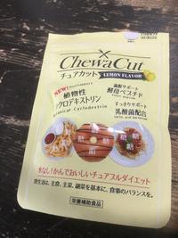 ダイエット夏の陣!【チュアカット レモン】 - ルーシュの花仕事