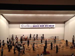 7月17日(月・祝)吹奏楽コンクール地区大会中学の部?ご来店♪ -