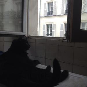 黄昏れて、、、 - 40 ans a Paris  § 40からのパリ日記