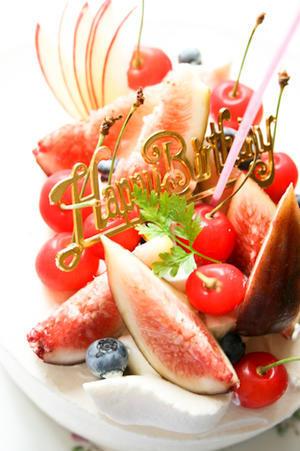 Happy 1st. birthday! - お菓子教室 bleuet ~ブルエ~