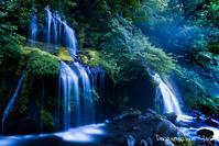 風の散歩 「清里高原 吐龍の滝」 - ようこそ風の散歩へ