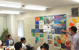 夏期講習A日程 - 教室通信/松尾美術研究室