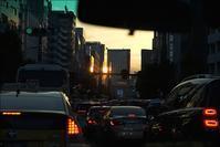 渋滞の道を病院へ急いだのですが、、、、 - 生きる歓び Plaisir de Vivre。人生はつらし、されど愉しく美しく