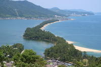 天の橋立(日本三景・国の重要文化的景観) - からっ風にのって♪