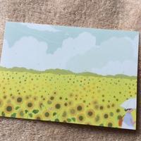 季節のポストカード - WONDERLAND Aromatherapy Healing