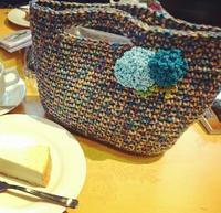 minamiwaニットカフェ大崎♪次回は8月19日(土)です - 空色テーブル  編み物レッスン&編み物カフェ