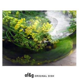 硝子の中の色/[アート農場と庭]のアートフード - アート農場と庭