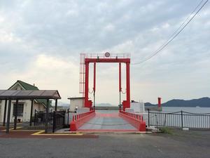 海の1日 - 瀬戸内航路