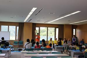 夏休み分解ワークショップ開催しました。 - 国崎クリーンセンター ゆめほたる スタッフかわらばん