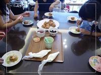 プチシューパーティー - cuisine18 晴れのち晴れ