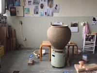 珠洲焼の甕 - BOOKRIUM 本のある生活