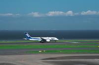 HND - 183 - fun time (飛行機と空)