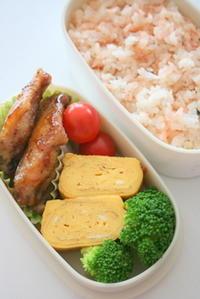 【夏休みで娘のお弁当もスタート。ちょこっとレシピものせました】 - gohan-biyori*