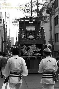 2017年 後祭山鉾巡行5 - 写楽彩