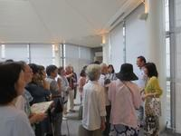 愛知県美術館プログラム「視覚に障害のある方との鑑賞会」*アートな美 - 名古屋YWCA※TODAY