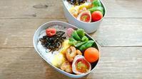 お弁当日記 夏野菜の豚肉巻き - マイニチが宝箱