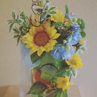 夏の花あそび🌻 - flower☆party