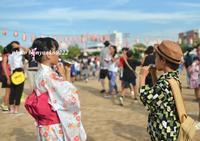 それぞれの夏祭り - nyaokoさんちの家族時間