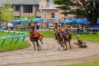 相馬の野馬追(2009年7月24日) - デジカメ写真集