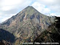 戸隠連峰の最高峰 高妻山を登る     Mount Takatsuma in Myōkō-Togakushi Renzan National Park - やっぱり自然が好き