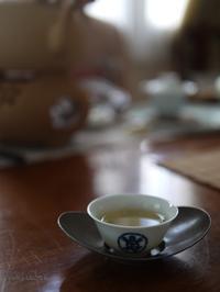 月光白 - お茶をどうぞ♪