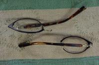 壊れたメガネが役立った話 - もるとゆらじお