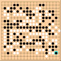 DeepZenGo対『GodMoves』の記事で分析 -(4) - わたらせ