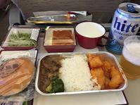 金浦→羽田アシアナ航空の機内食♪ - さくらの気持ちとsuper Seoul♪~ソウル旅行と美容LOVE~