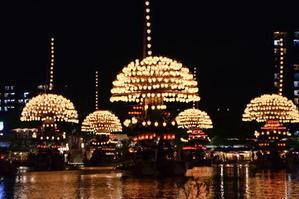 尾張津島天王祭 - 原風景を求めて