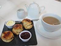 スコーン@ギャラリー・メス/Gallery Mess(ロンドン) - イギリスの食、イギリスの料理&菓子