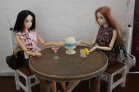 喫茶店の占いルーレット - わがままのひとりごと-Part2
